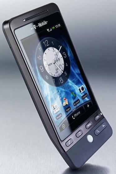 T-Mobile G1 Touch