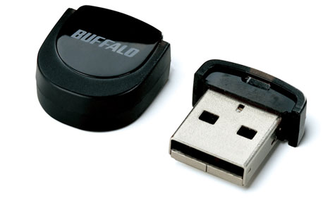 Alright That Is A New Usb Stick By Buffalo And It S 16gb So I Thought Would Be Great If You Could Connect Storage Device To The Camera