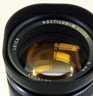 Leica-lens voorbeeld