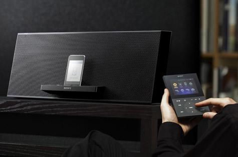 Sony audiosysteem