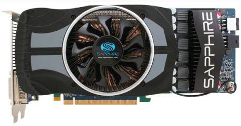 Sapphire HD 4890 Vapor-X 2GB