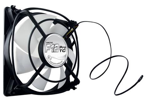 Arctic Cooling F12 Pro TC