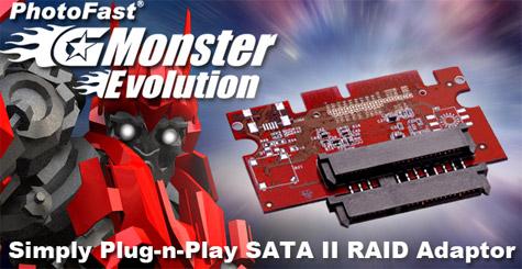 PhotoFast G-Monster Evolution