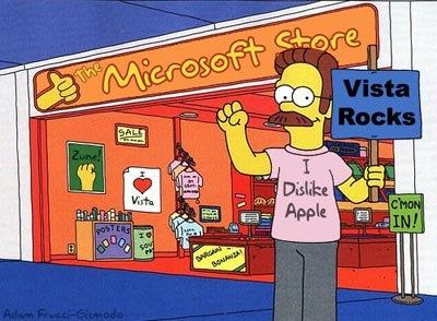 Flanders Microsoft Store