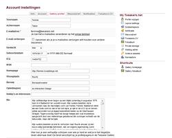 Profielformulier