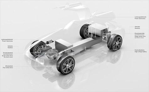 Mercedes Bevestigt Komst Elektrische Auto Beeld En Geluid Nieuws