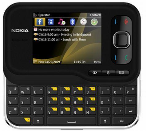 ... smartphone met qwerty-toetsenbord zien | Mobile | Tweakers.net Nieuws