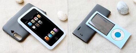 iPod camera Chinese beschermhoesjes