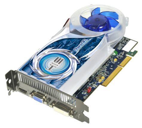 HIS HD 4670 AGP