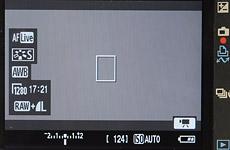 Canon Eos 500D recensie menu movie
