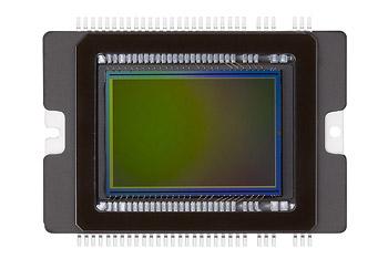 Canon Eos 500D beeldsensor