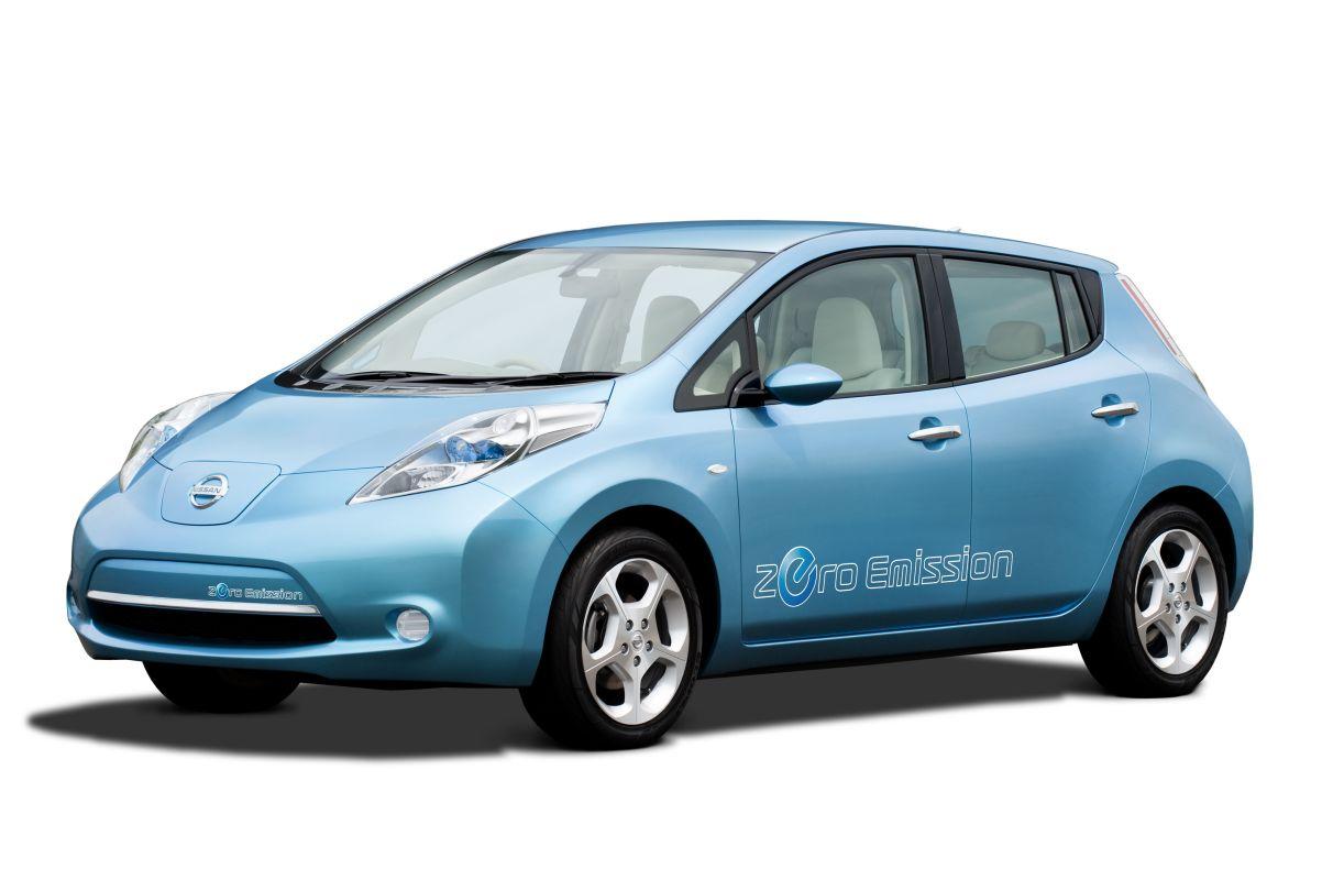Nissan Kondigt Betaalbare Elektrische Auto Aan Beeld En Geluid