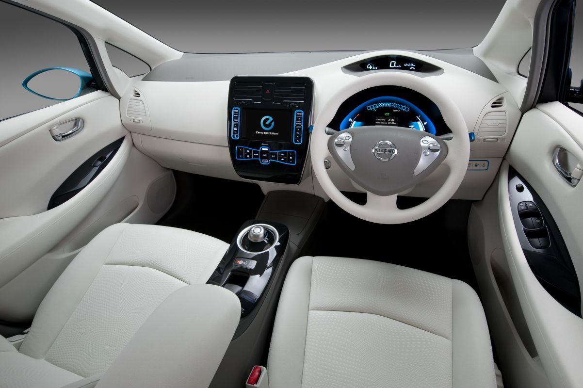 Nissan Maakt Oplaadpunten Voor Leaf In Nederland Beeld En Geluid