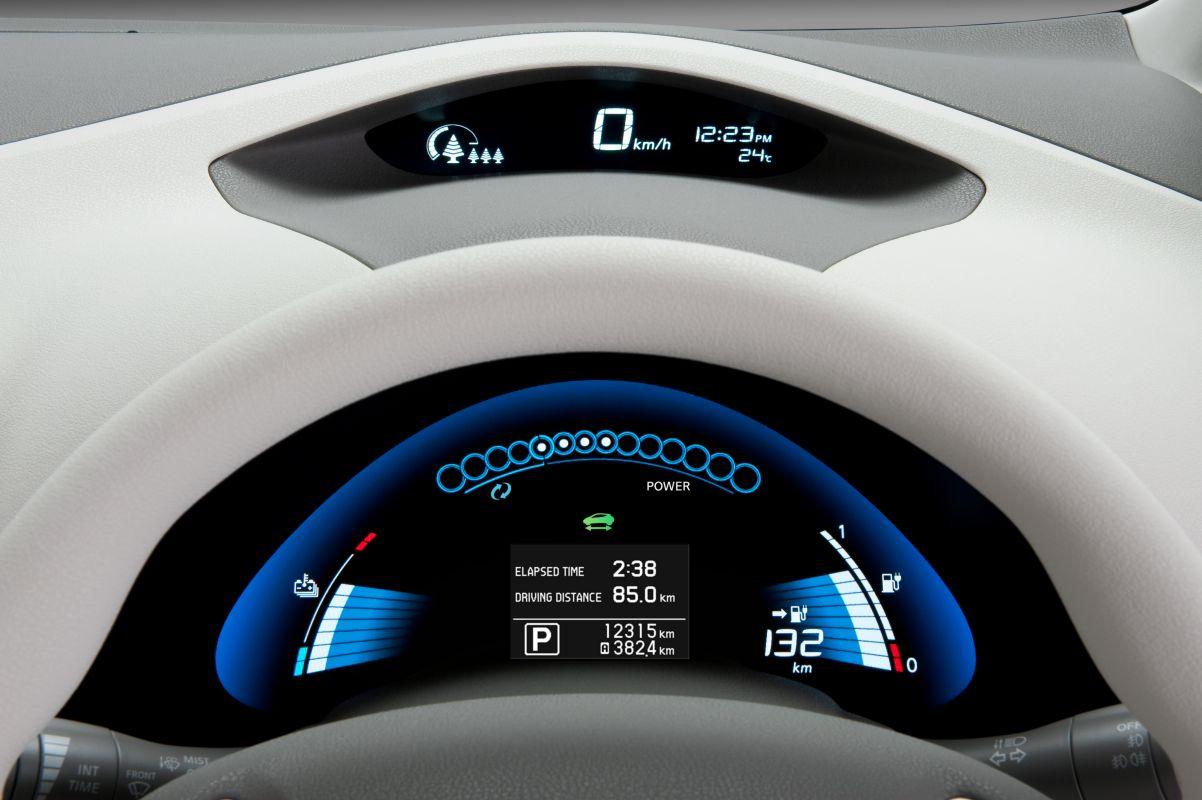 nissan kondigt 39 betaalbare 39 elektrische auto aan beeld. Black Bedroom Furniture Sets. Home Design Ideas