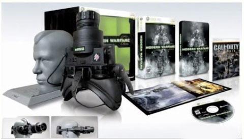 Collector's Edition Call of Duty: Modern Warfare 2