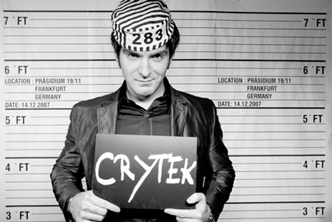 Crytek ceo Cevat Yerli als crimineel