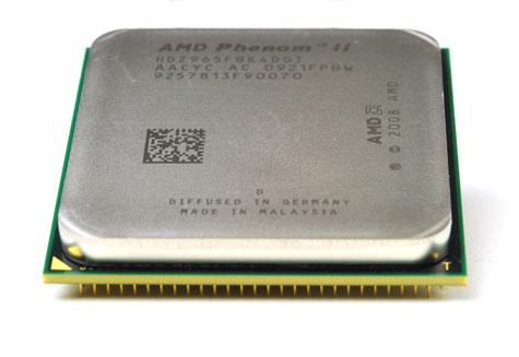 AMD 965 overzicht
