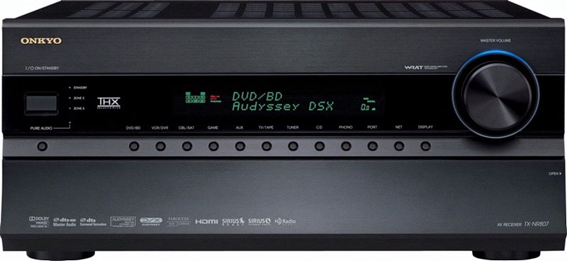 Nieuwe receiver van Onkyo kan streaming audio verwerken ...