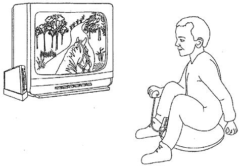 Wii paardrij-controller patent
