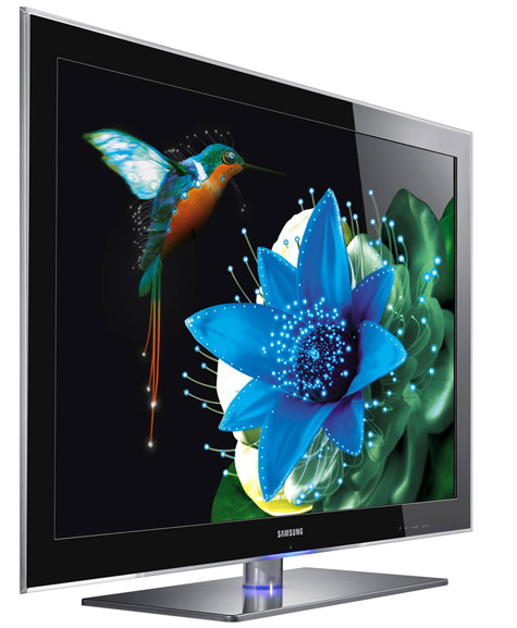 Samsung 400Hz-lcd-tv