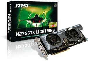 MSI GTX275 Lightning