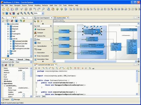 NetBeans IDE screenshot (481 pix)