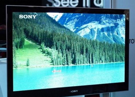 """Sony oled 27""""-prototype"""