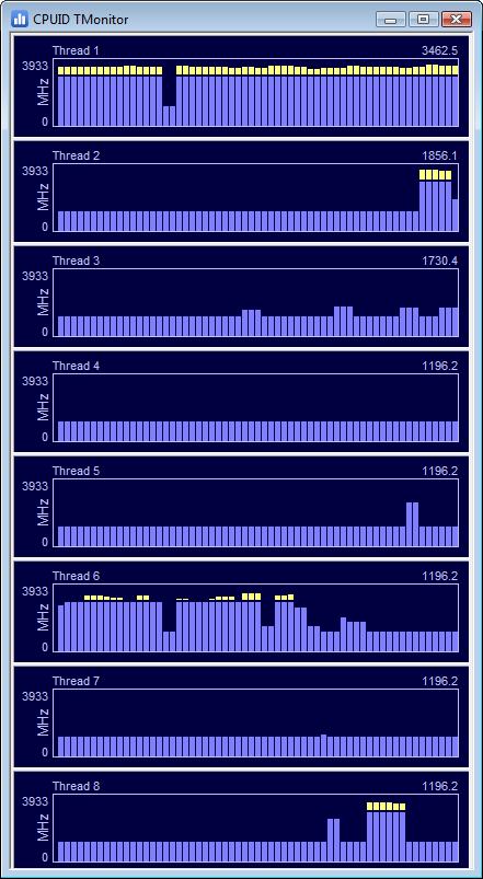 TMonitor screenshot