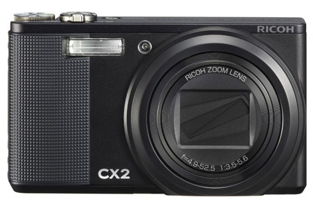 Ricoh CX2 compacte superzoom