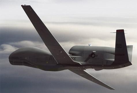 UAV Hawk cameraverkenning