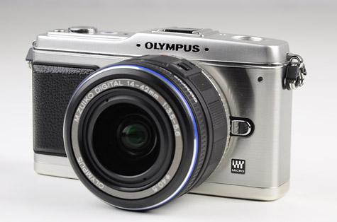 Olympus E-P1 Inleiding