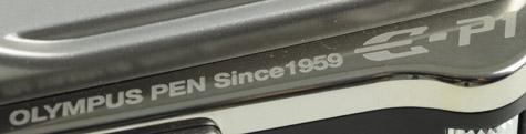 Olympus Pen F E-P1