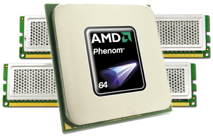 AMD Phenom II-cpu