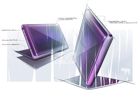 Qualcomm FLO TV handheld-tv