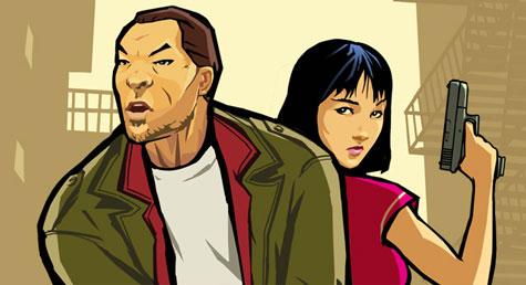 Grand Theft Auto: Chinatown Wars voor iPhone