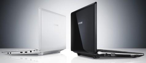 Samsung N510 wit zwart