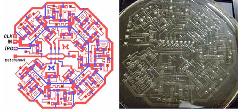 Schema en foto luchtprocessor