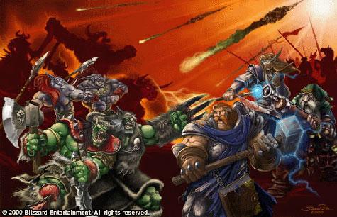 World of Warcraft: Alliance vs. Horde