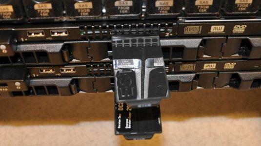 Missende tag op Dell R410