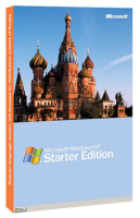 Windows XP Starter Russia