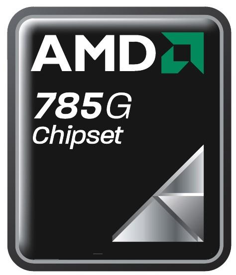 AMD 785G logo