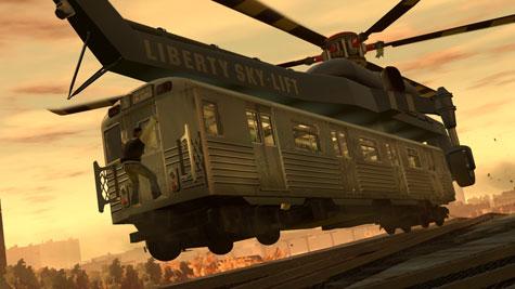 Grand Theft Auto: The Balled of Gay Tony