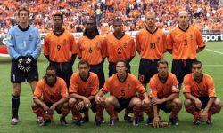 Nederlands elftal EK 2000