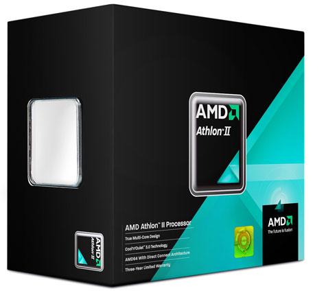 Boxshot AMD Athlon II X4 620