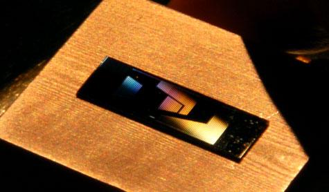 Cornell laser- waveguides