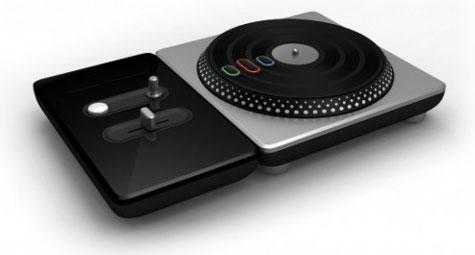 Draaitafel DJ Hero