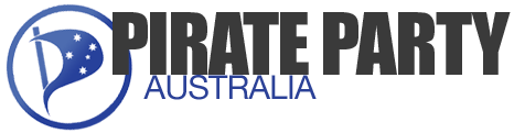 Logo Piratenpartij Australië