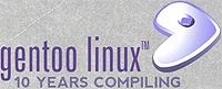Gentoo Linux 10 jaar