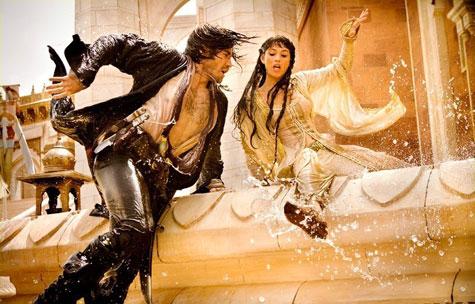 Jake Gyllenhaal als Prince of Persia