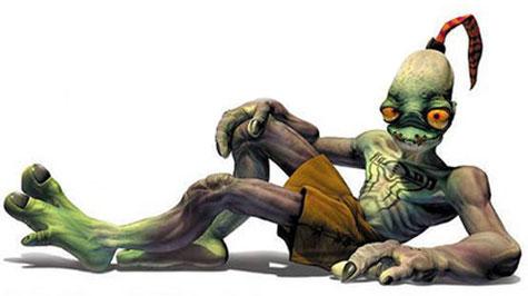 Abe uit Oddworld